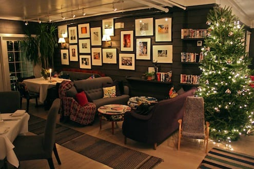 maidstone arms living room cozy culinary getaway at c o the maidstone hotel east hampton 14699