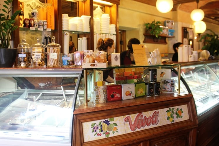 Vivoli-Gelato-Display