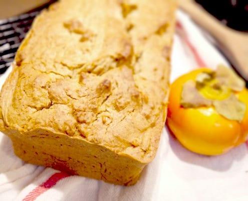 Gluten Free Persimmon Cake Recipe