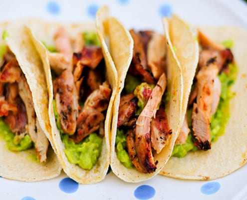 Super Bowl Taco Recipe