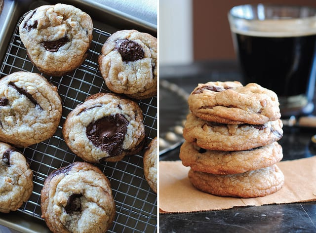 Chocolate Hazelnut and Orange Cookies Recipe
