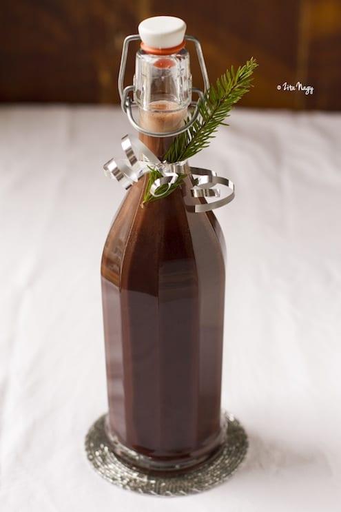 Chocolate Liqueur Recipe