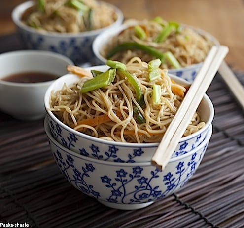 indo chinese hakka noodles recipe. Black Bedroom Furniture Sets. Home Design Ideas