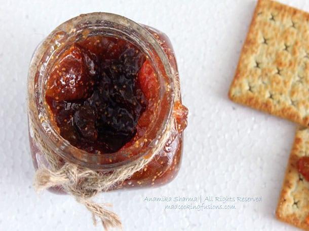 Homemade Fig Marmalade Recipe