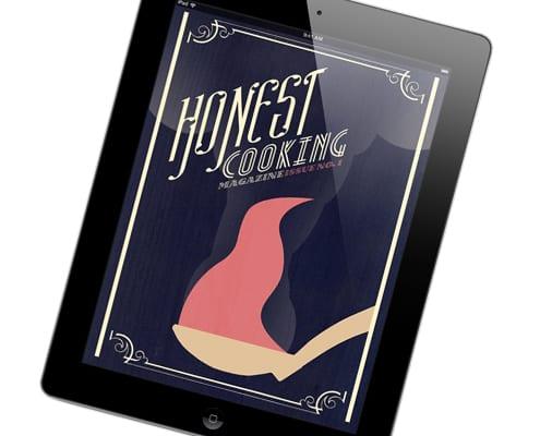 The Best iPad Food Magazine