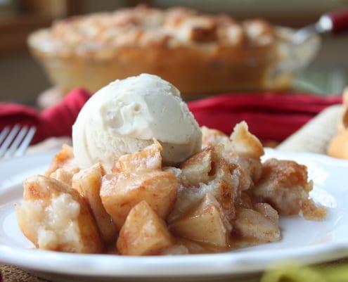 Chunky Apple Pie