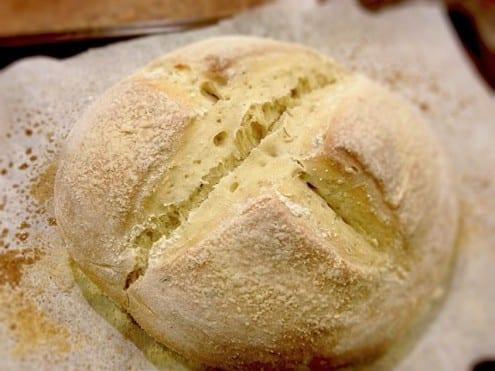 Khobz Recipe Delicious Moroccan Bread