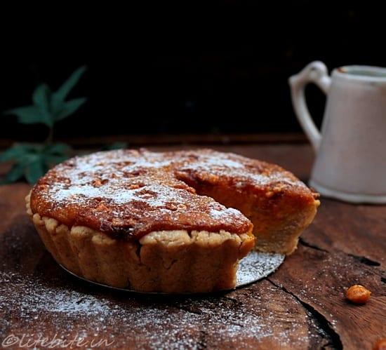 Pumpkin Pie Oats Crust Recipe