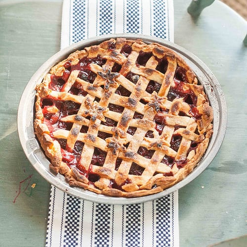 Sour Cherry Pie Recipe Canned Cherries