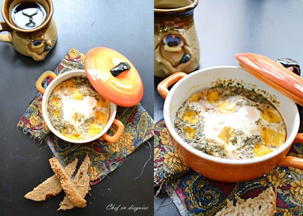 The Best Baked Eggs Recipe