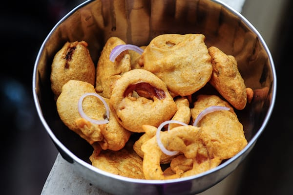 Vengaya Bajji - Indian Onion Rings Recipe
