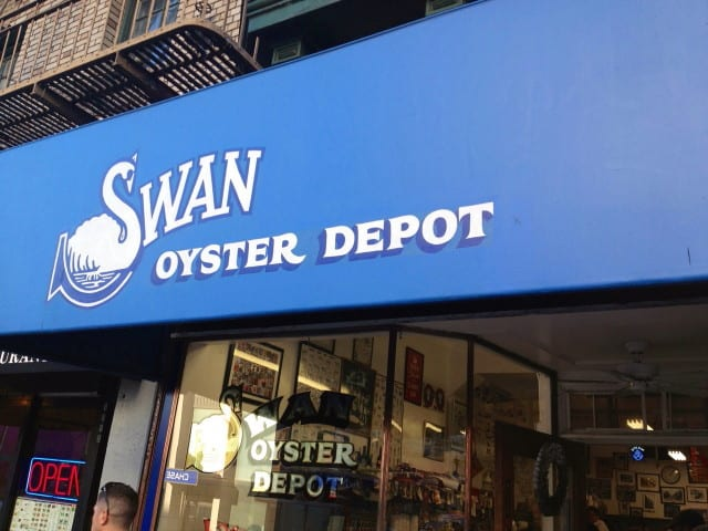 Places We Love - Swan Oyster Depot in San Francisco