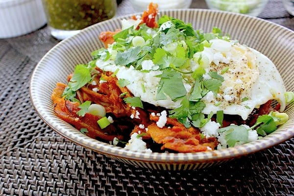 Chipotle Chilaquiles Recipe