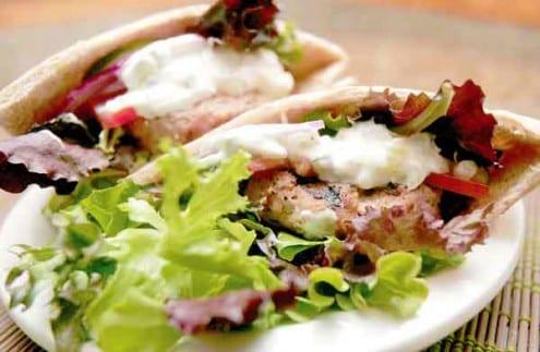 Greek Turkey Sliders Recipe