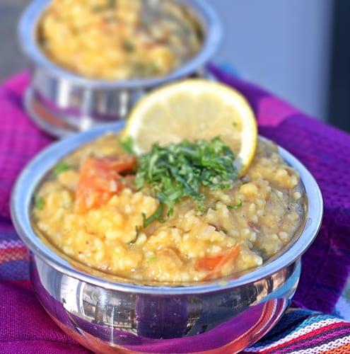 Bengali Red Lentil Porridge