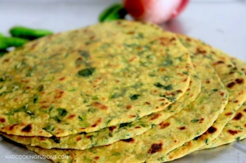 Indian Flat Bread Recipe