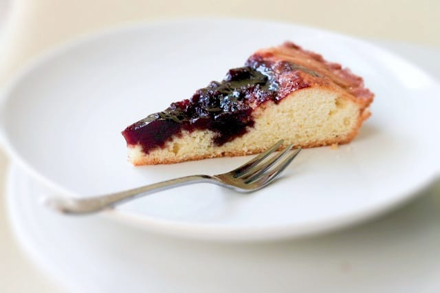 Italian Blackberry Crostata Recipe