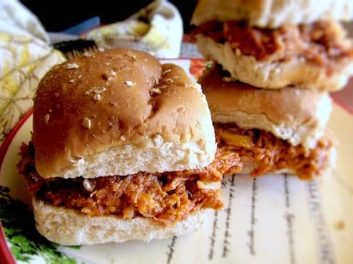 Pulled Pork Sliders Recipe