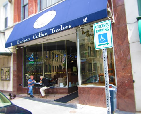 Coffee Shop Review Hudson Coffee Traders New York