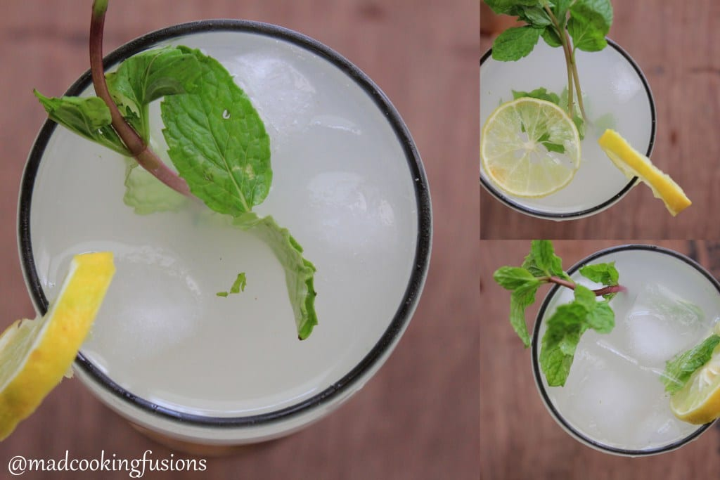 Nimbu Pani - Indian Lemonade