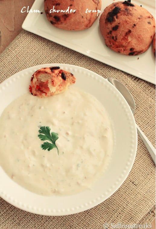 Creamy Clam Chowder