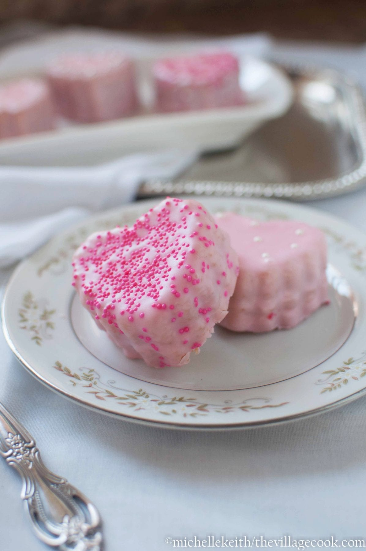 Valentine's Day Tea Cakes