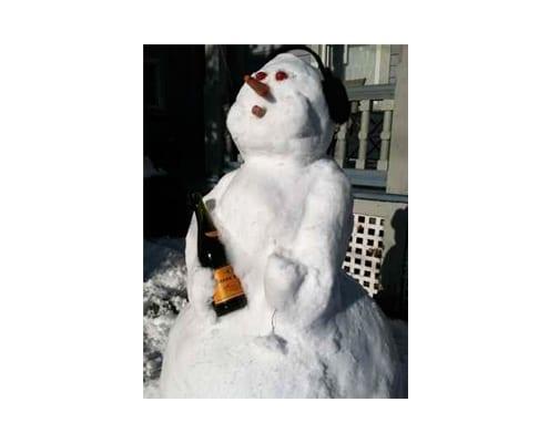 The Snowmmelier