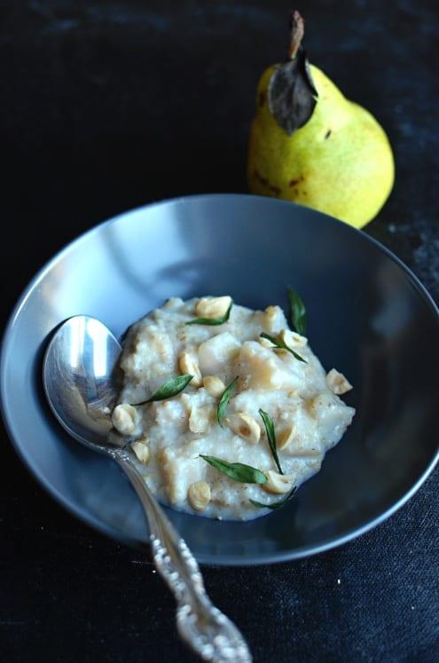 Nordic Cuisine for the Home Cook - Velvety Barley Porridge
