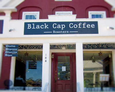 Black Cap Coffee Test