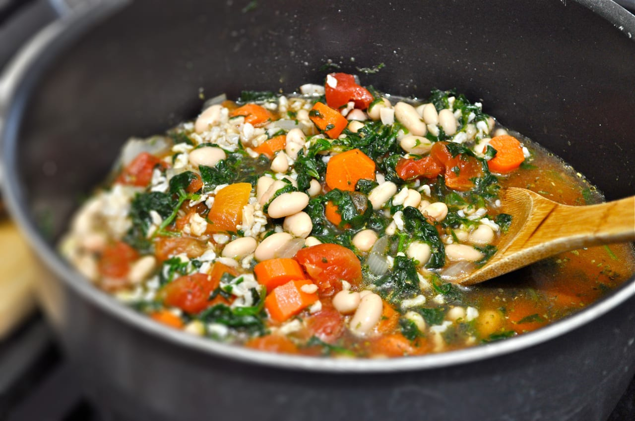 Soul Food - Veggie Soup