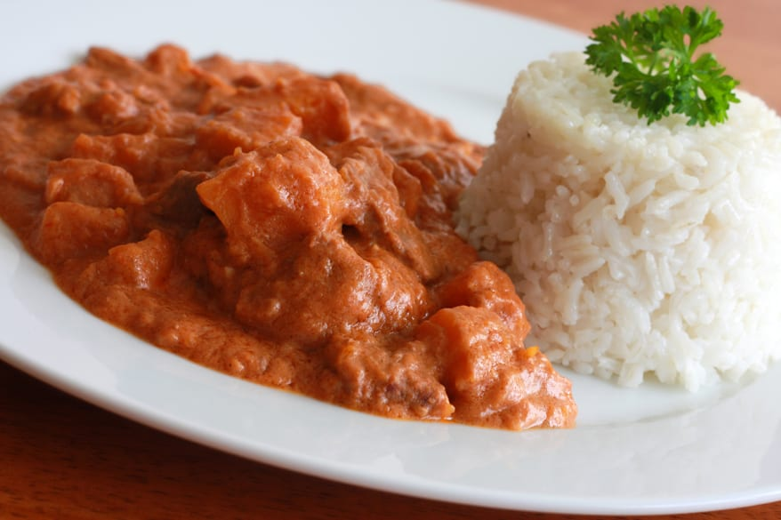 Domada - Gambian Peanut Stew