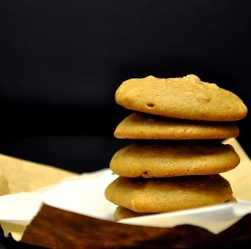 Indian Masala Chai Cookies