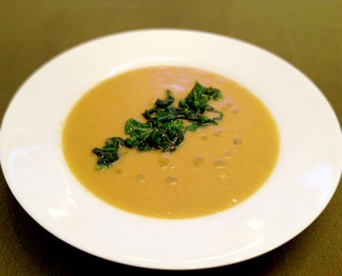 Curried Chickpea Soup Recipe