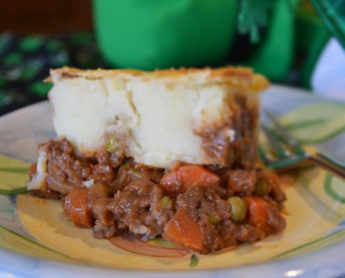 Saint Patrick's Day - Sheperd's Pie