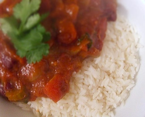 Vegetarian Bean Chili Recipe