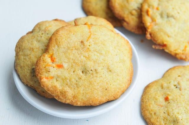 Gluten Free Carrot Cookies