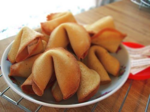Gluten-Free Fortune Cookies