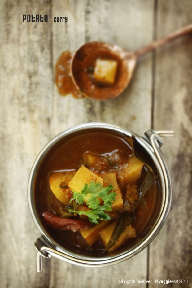 Potato Curry