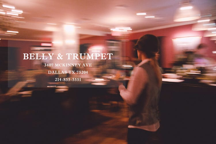 Belly and Trumpet Dallas Photo