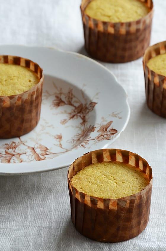 Sicilian Sunrise Cakes