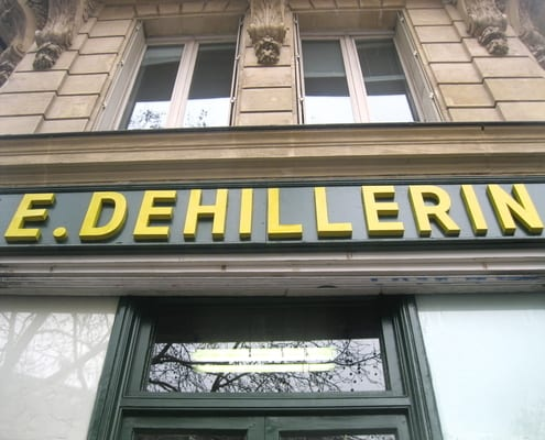 E.Dehillerin - The Ultimate Kitchen Store
