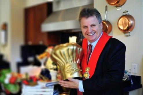 Culinary Focus - Holland America Line's Master Chef Rudi Sodamin