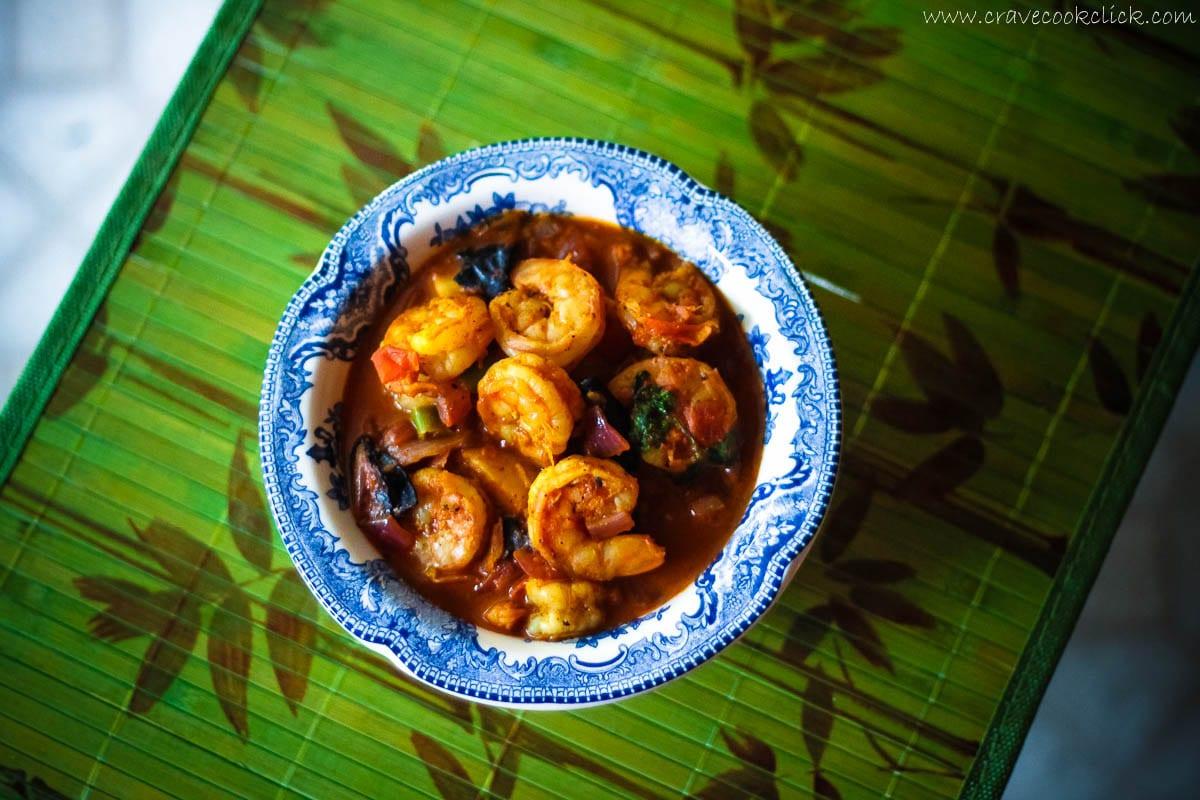 Prawns Masala Curry