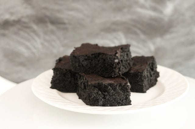 A Ridiculously Good Brownie