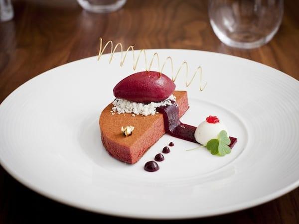 Restaurant Aquavit Dessert