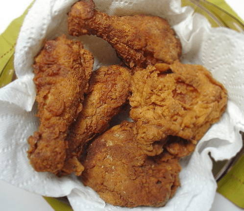 Extra-crispy Fried Chicken