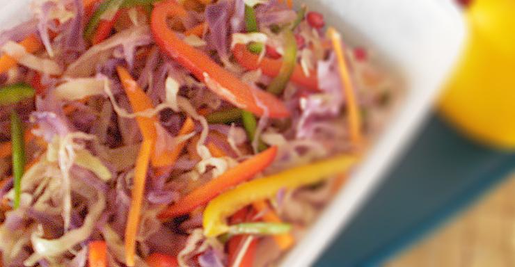 Crunchy Veg Salad