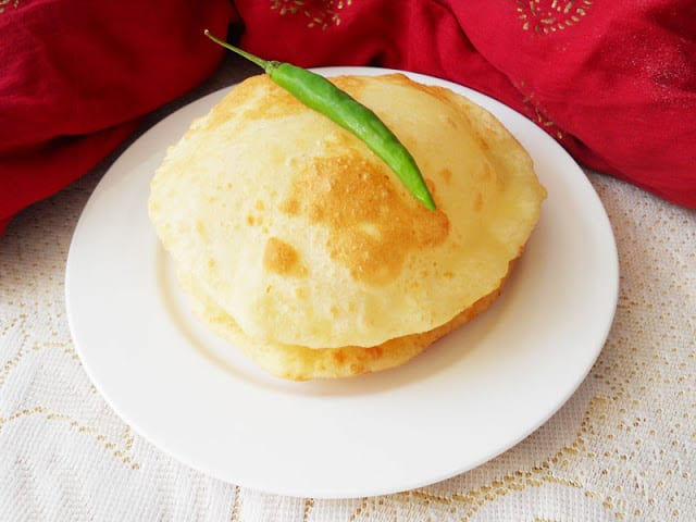 Bhatura - Fried Indian Bread