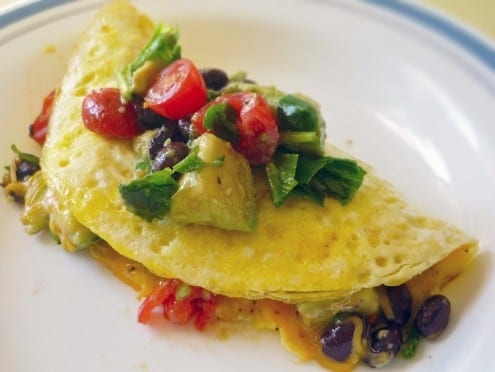 Southwestern Omelet – Honest Cooking