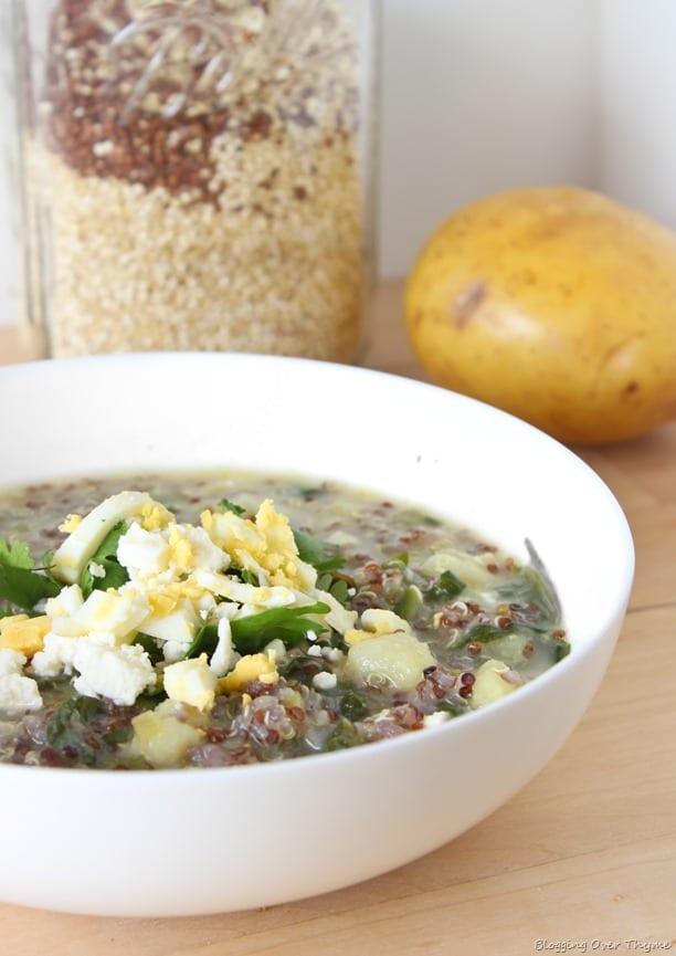 Quinoa Chowder